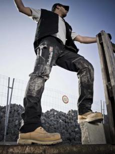vêtement de travail timberland